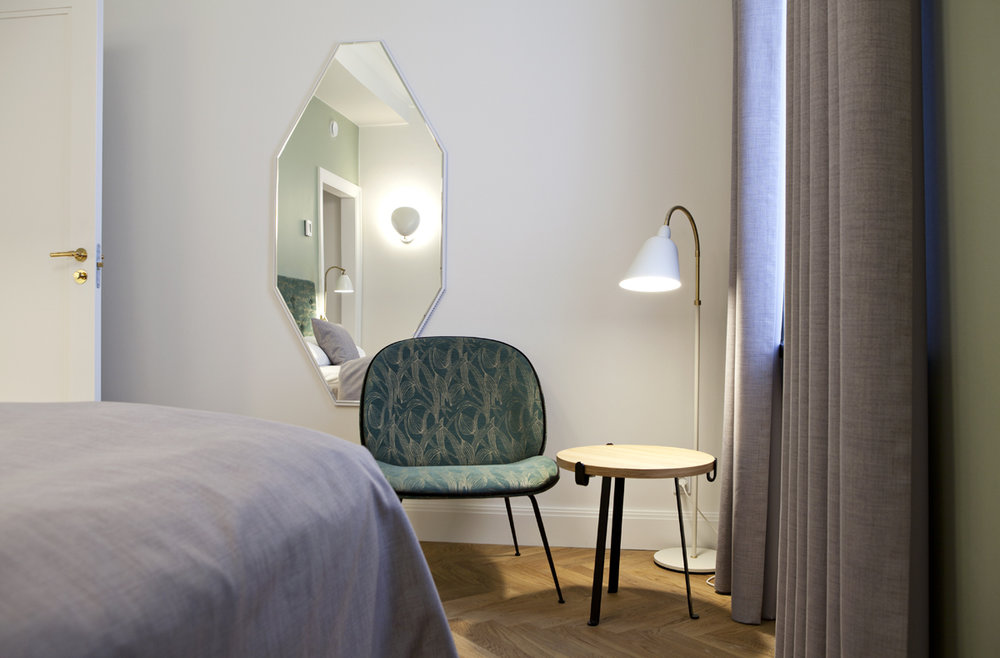 ARCH & REFLECTION meets Randers Hotel -