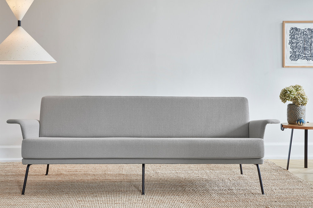 Attractive We Are Proud To Present The Newest Offspring Of The Novel Family U2013 The Wing  Sofa U2013 Designed By Anders Busk Faarborg. With High Comfort And Sharp  Aesthetics, ...