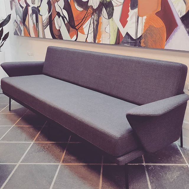 Always nice to see our products live ! Here we have a picture from an ongoing interior project in Denmark by @atmdesign.dk  Look forward to see more Novel products in action !