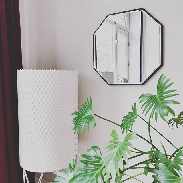 Reflect the Spring light with our Edge Circle mirror #novelcm