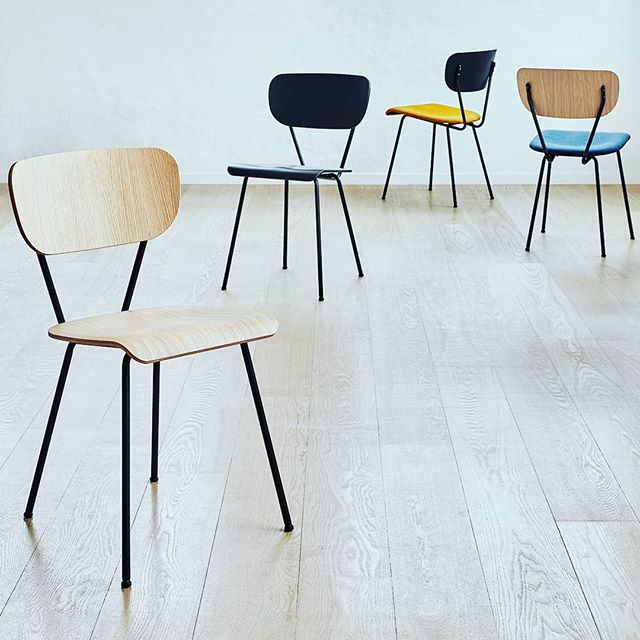 FREDERIKSBERG is the name of a beautiful quarter in Copenhagen. But it's also the name of our beautiful chair. With simple elegant lines we salute a subtle but yet sculptural design. #novelcm