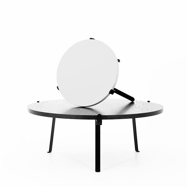 The ARCH table collection is produced without any weldings. Every leg is bended into a functional and beautiful construction. #functionisbeauty #novelcm