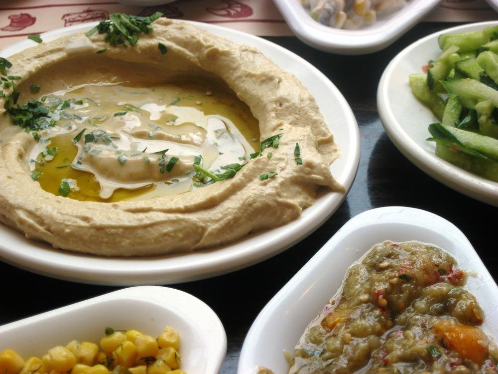 Hummus, Jaffa, Israsel