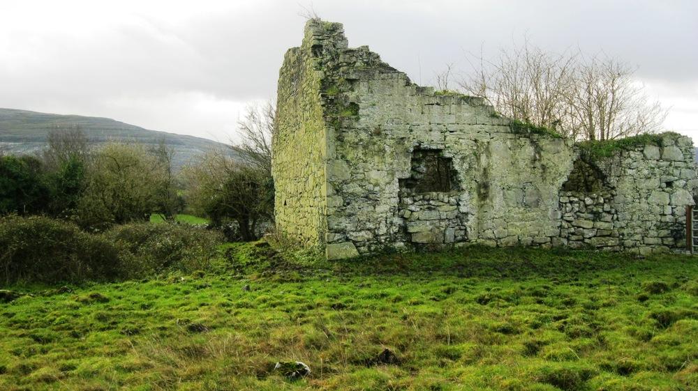 Ruins in Ireland