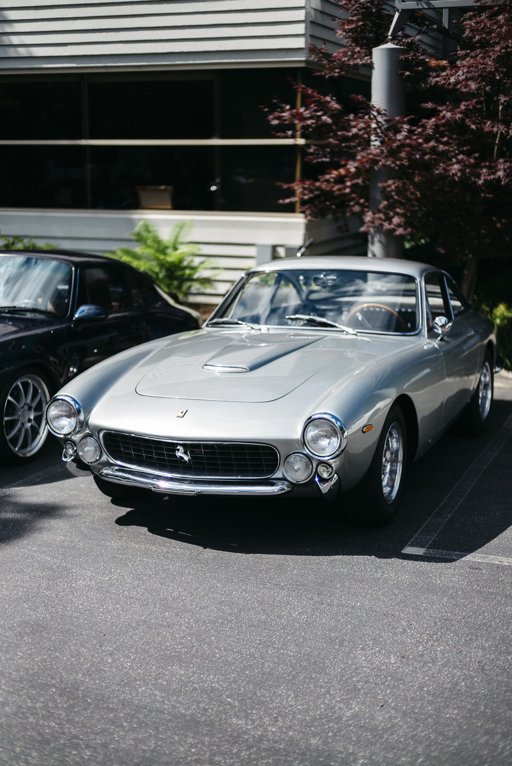 Ferrari 250. Shot with Leica M240 + Voigtlander 50mm F1.5.