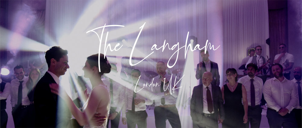 Joel Charlotte Langham London Wedding Videographer.jpg