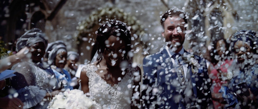 Lulworth Castle Wedding Videographer.jpg