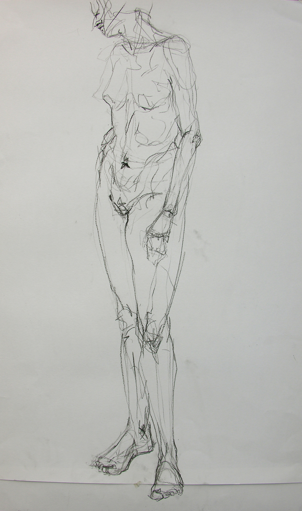 Life Drawing IV