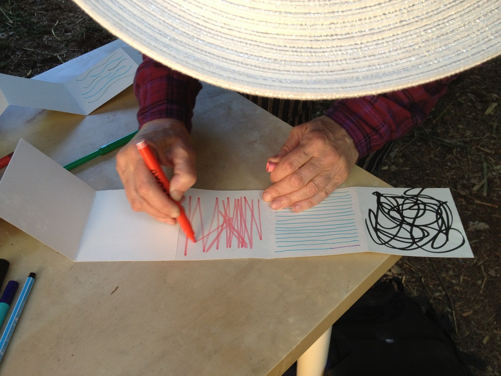 Sound Drawings, Latitude Festival