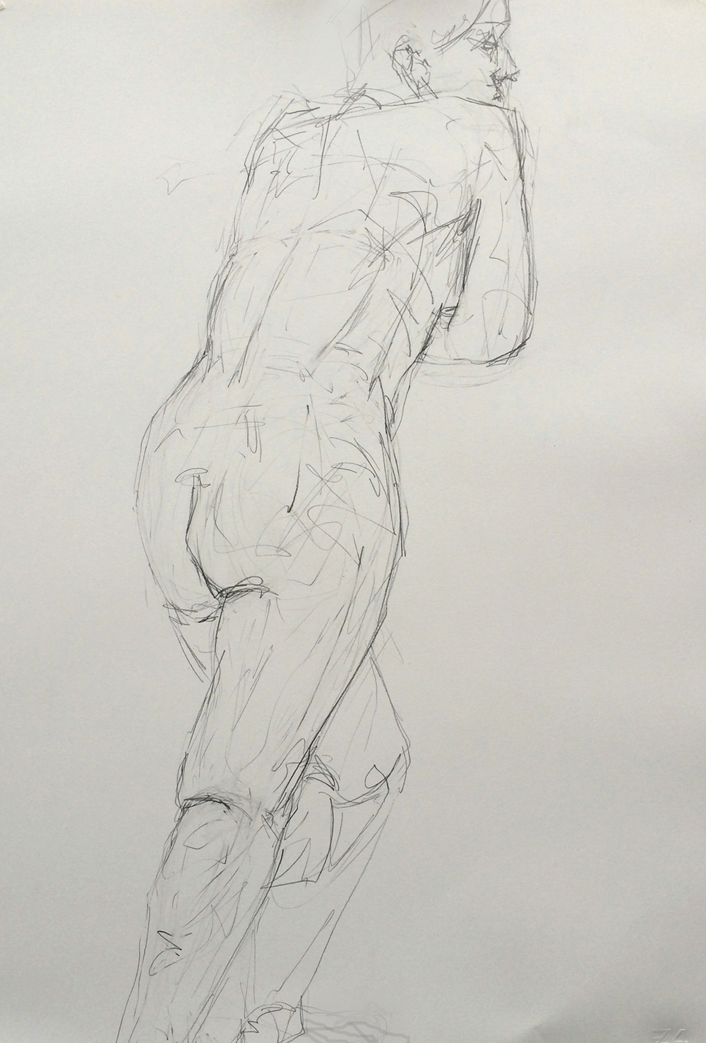 Life Drawing XI