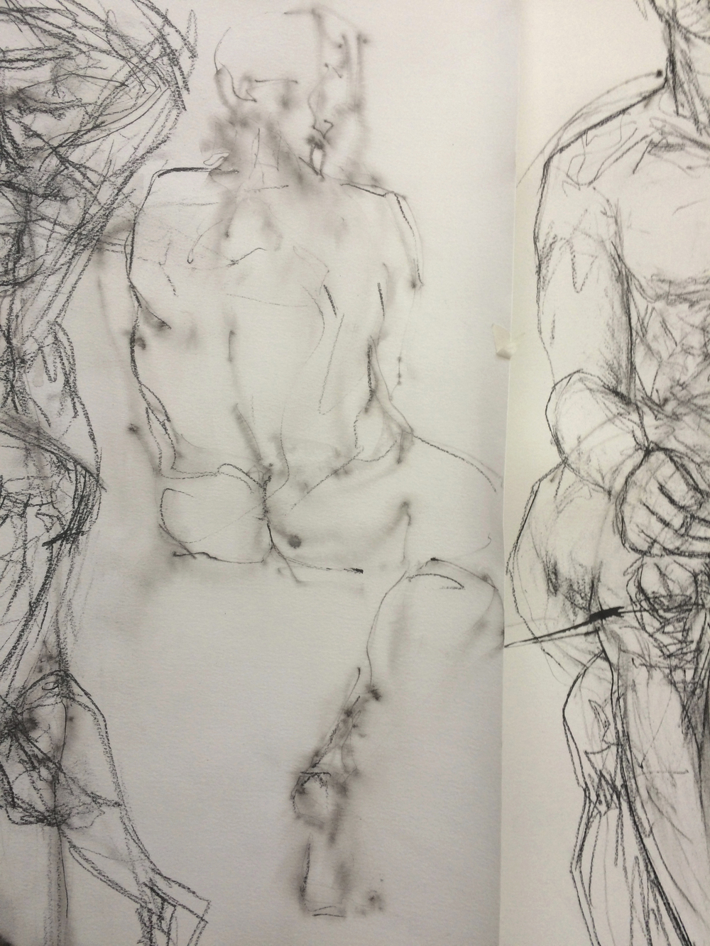 Life Drawings (Detail)