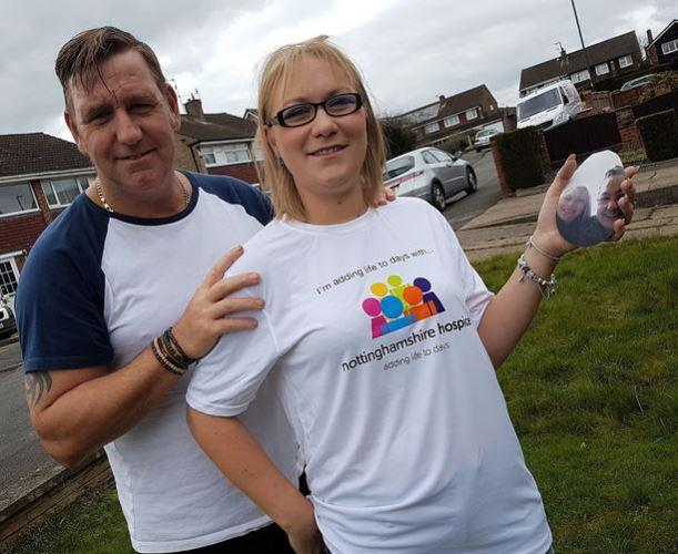 Nottingham mum Nikita is raising money for Nottinghamshire Hospice - Penguin PR; public relations, social media, communications