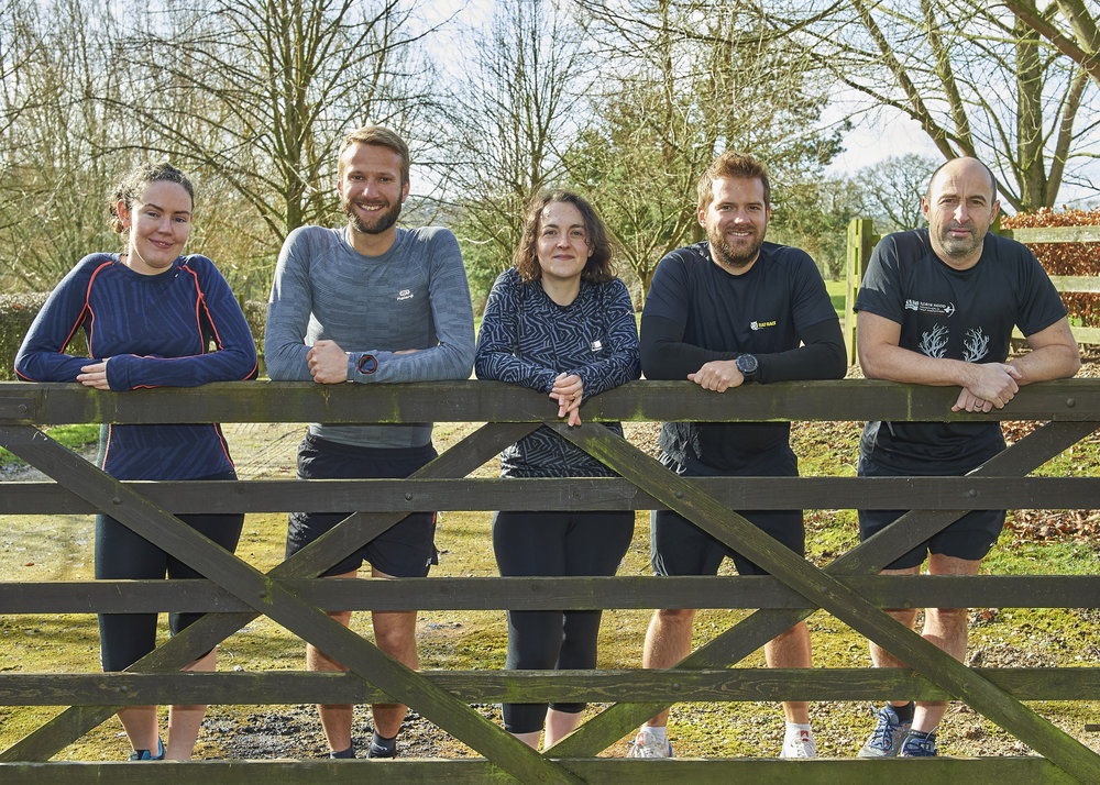 Members of Lubrizol's Well-Oiled Machine will be taking part in a charity run at Belvoir Castle for Derbyshire Mind. Penguin PR: public relations, media and communications