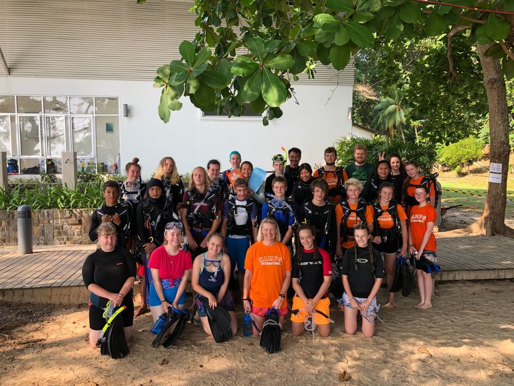 Pupils from Murray Park School enjoyed an educational trip to Borneo. Penguin PR: public relations, media and communications.