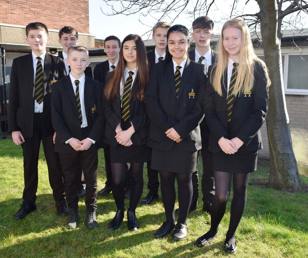 Pupils from Swinton Academy visited the National Holocaust Centre in Nottinghamshire. Penguin PR: public relations, media and communications.