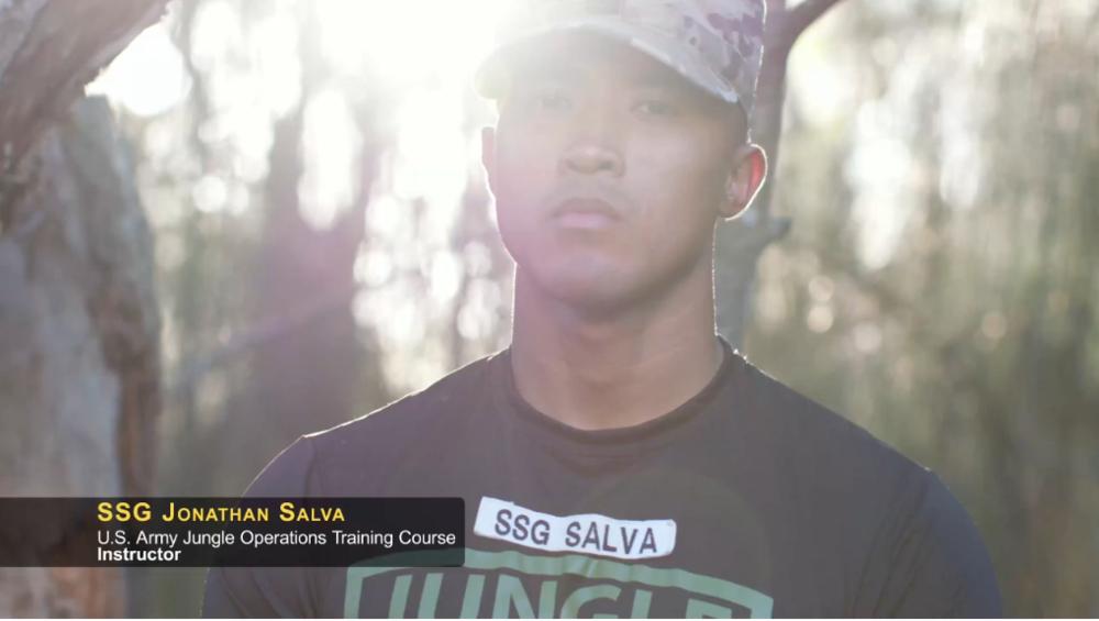 Army - Jungle Training - Oahu hawaii nov 18'