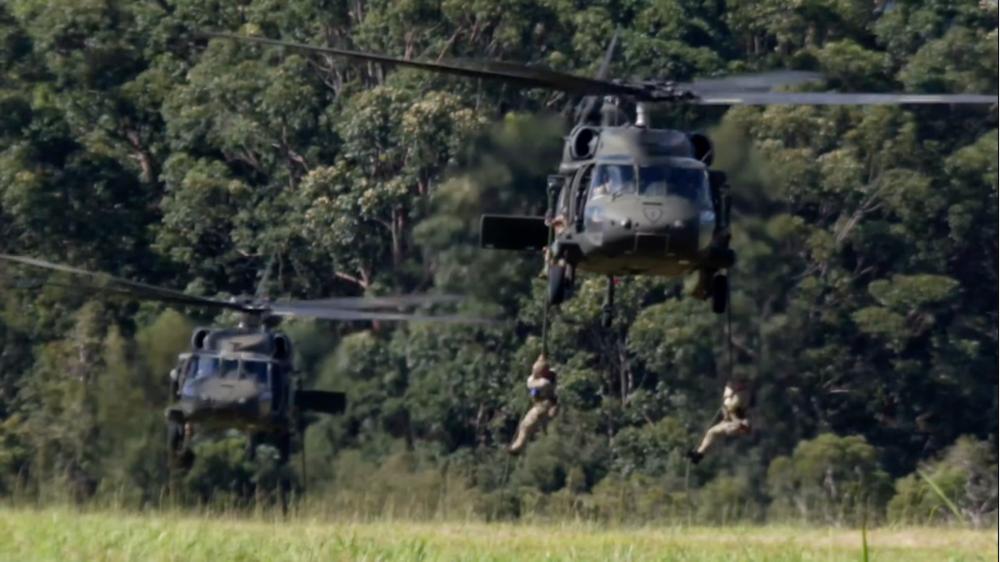 ARMY RANGERS -