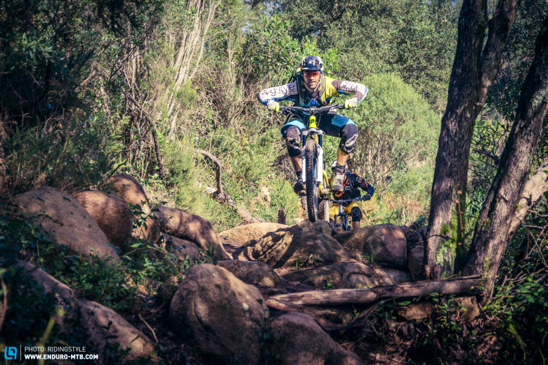 torgas rocky trials in Sintra