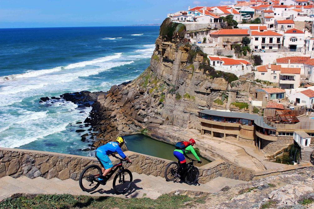 Ride in Azenhas do Mar