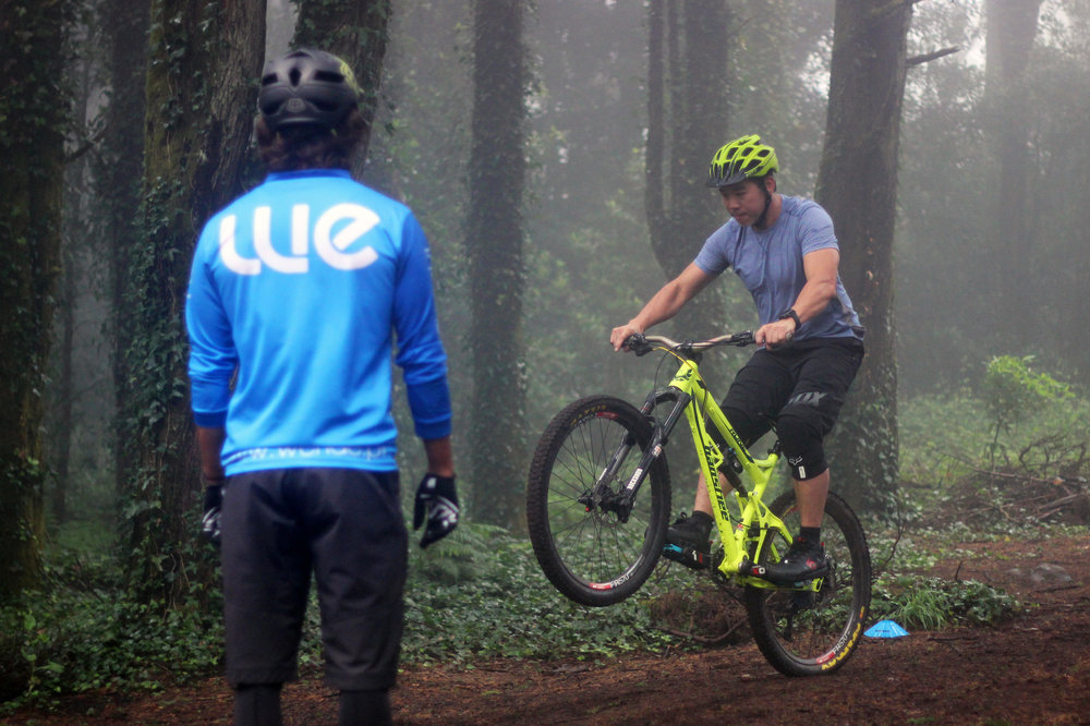 Bike Skills Training in Sintra, Lisboa