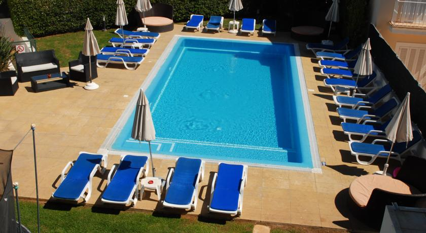ALGARVE: Hotel São Sebastião in Boliqueime (free wi-fi, air conditioning, swimming pool)