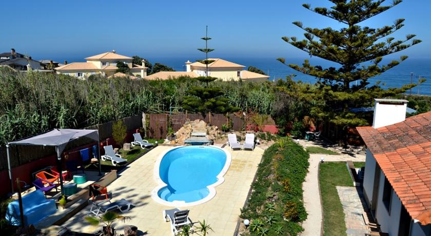 SINTRA: option 1 with swimming pool and free wi-fi