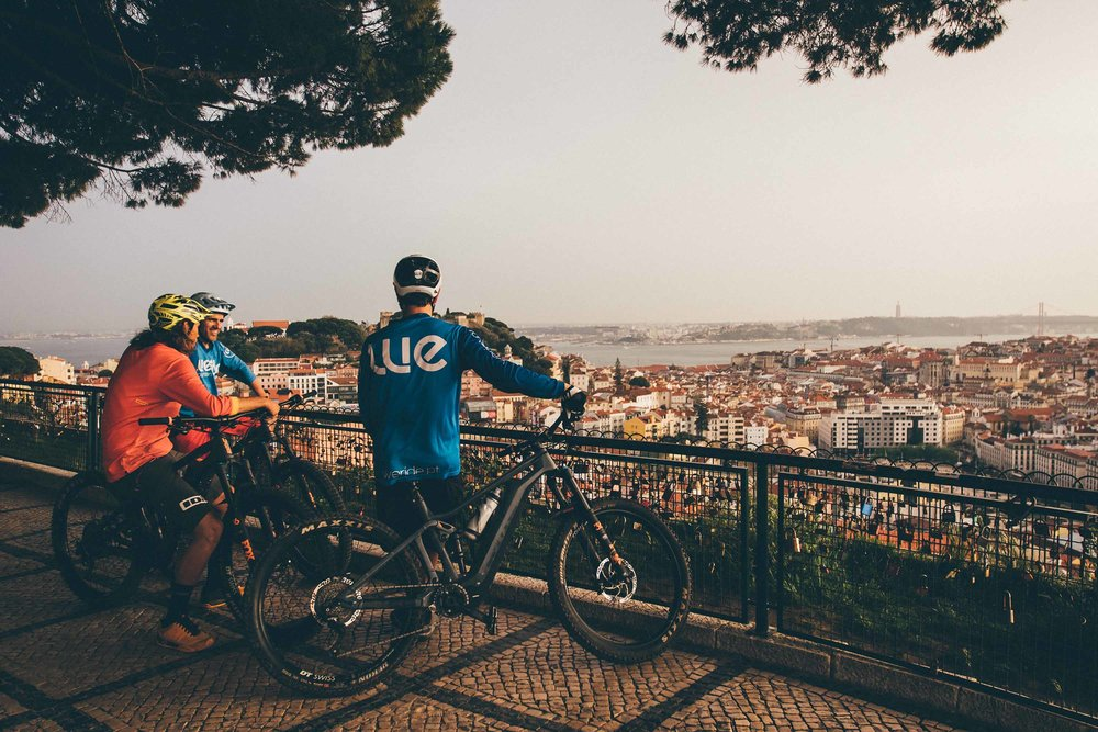 best view of Lisbon from the top