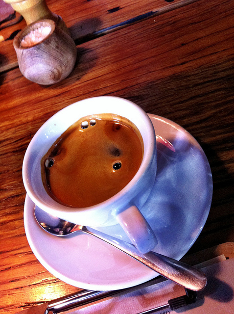 Espresso by @ultrakml on Flickr