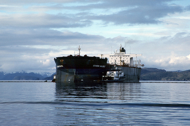 Exxon Valdez by @usoceangov on Flickr