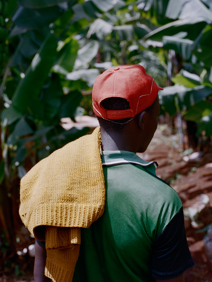 osmaharvilahti: Red & Yellow & Green, Kenya, 2013
