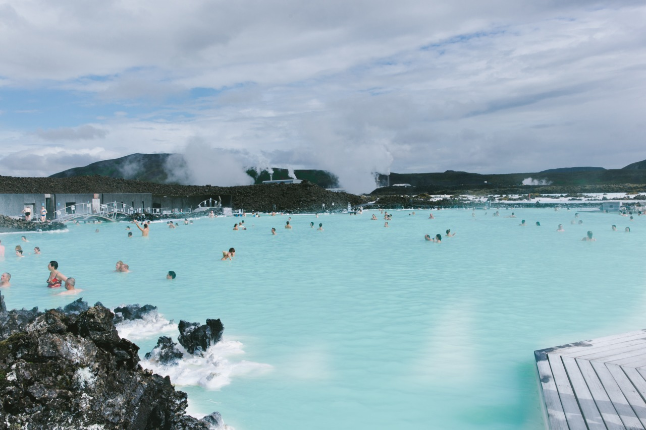 lensblr-network: Bláa Lónið / The Blue Lagoon, Iceland. August 2013. by jayzombie.tumblr.com