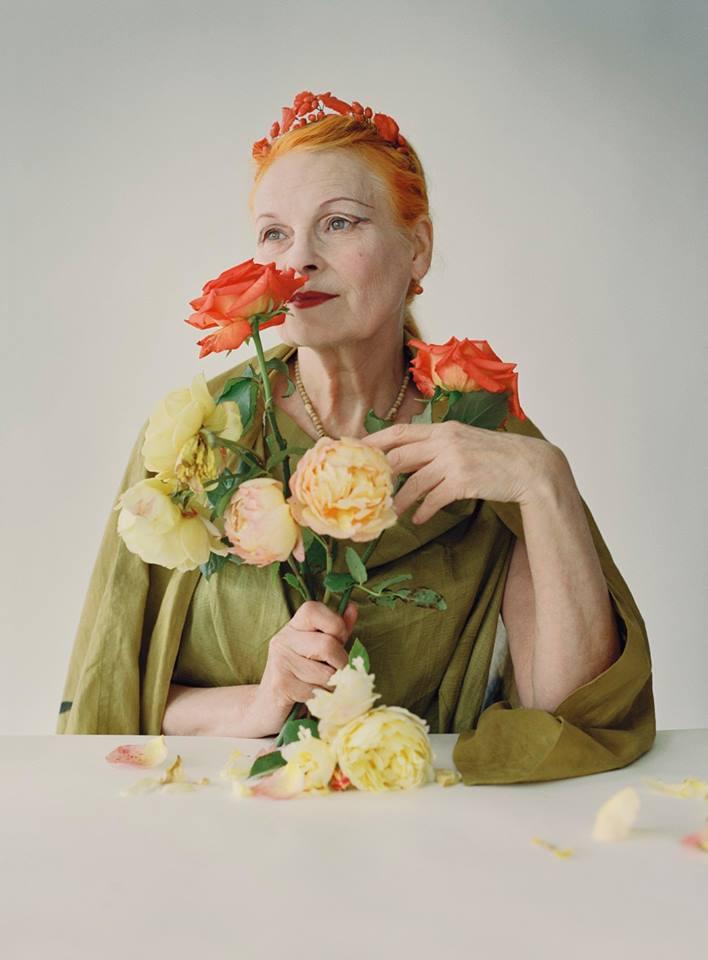 british-vogue: Vivienne Westwood shot by Tim Walker for the October 2009 issue. Vivienne Westwood to release memoir