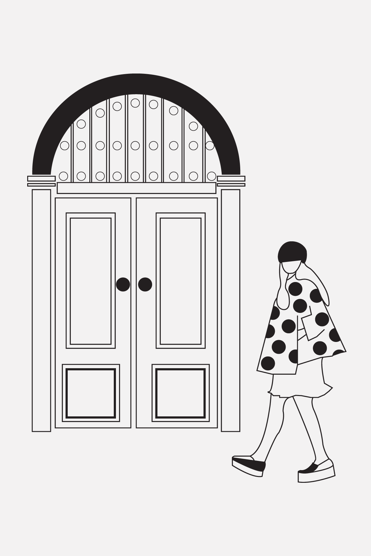 ronabinay: 2D Street Fashion