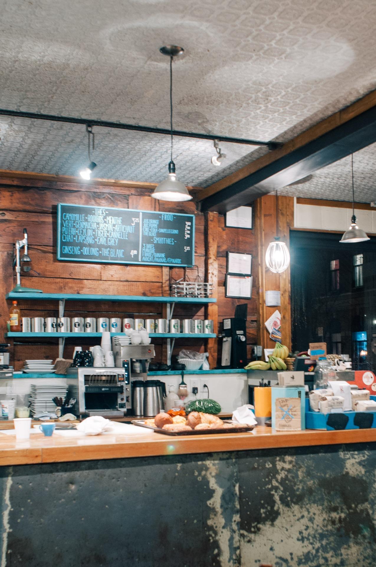 Cafe Neve // MTL