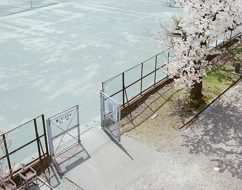 yidae: Around the tennis court #5 bykiyoshimachine on Flickr.