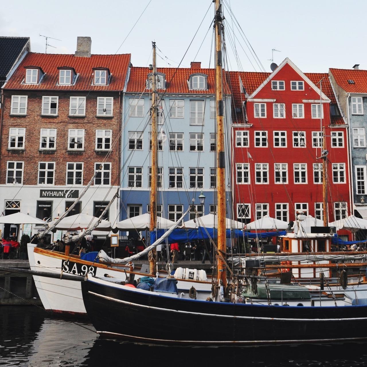 Hi from Copenhagen.