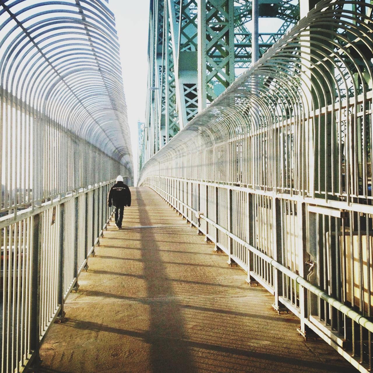 Golden hour walks