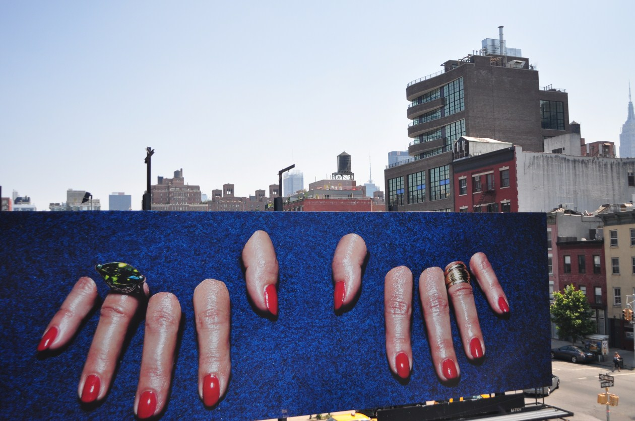Nails // NYC // June '12