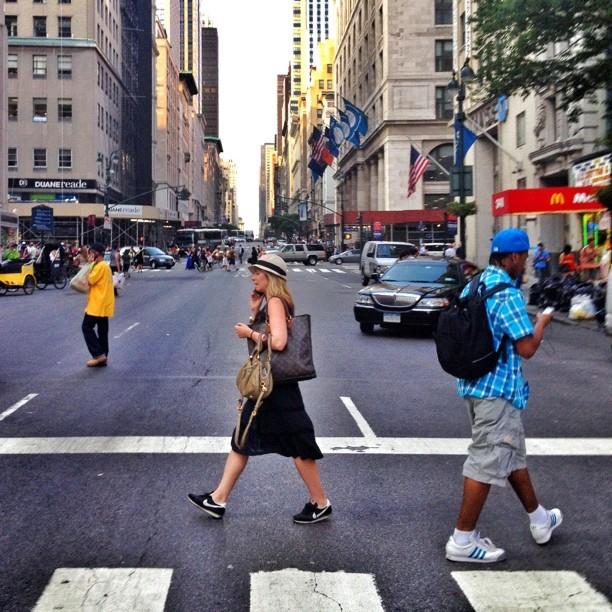 Walkie talkie // NYC