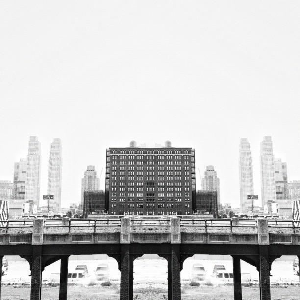 BW symmetry // NYC