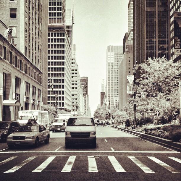 Waiting // NYC