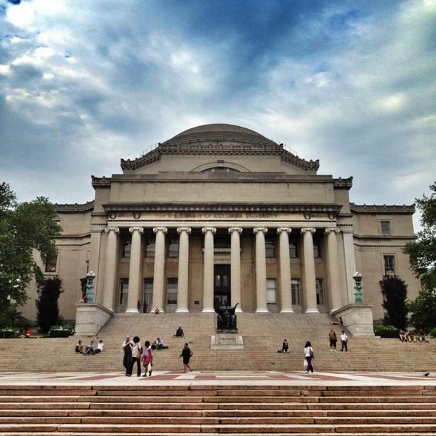 Columbia university // NYC