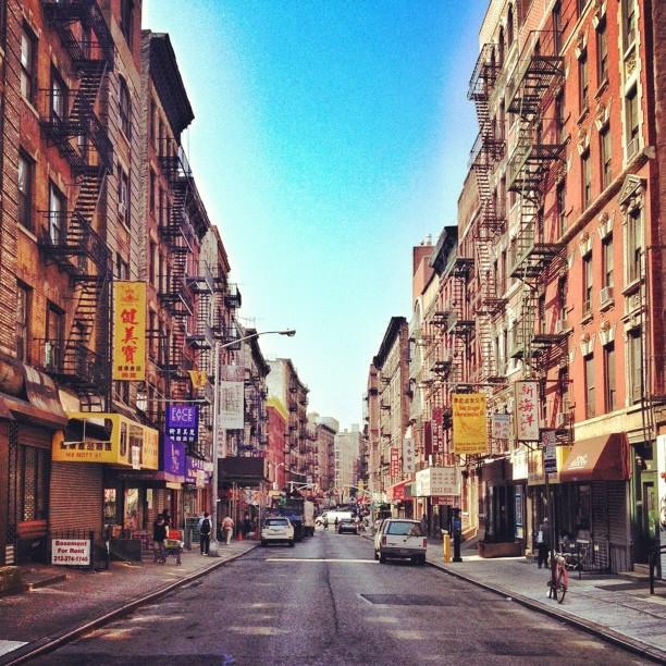 Chinatown // NYC