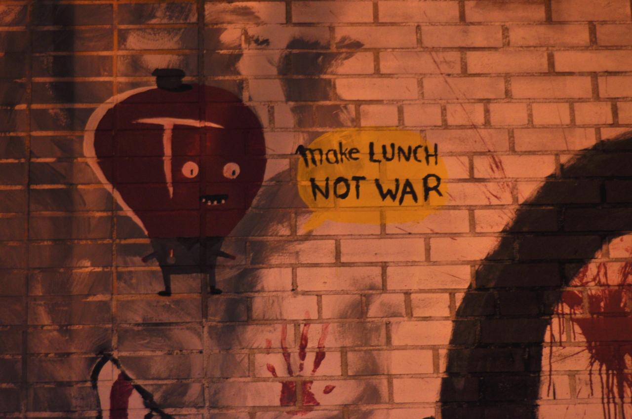 Walls of MTL..     ©  Ali