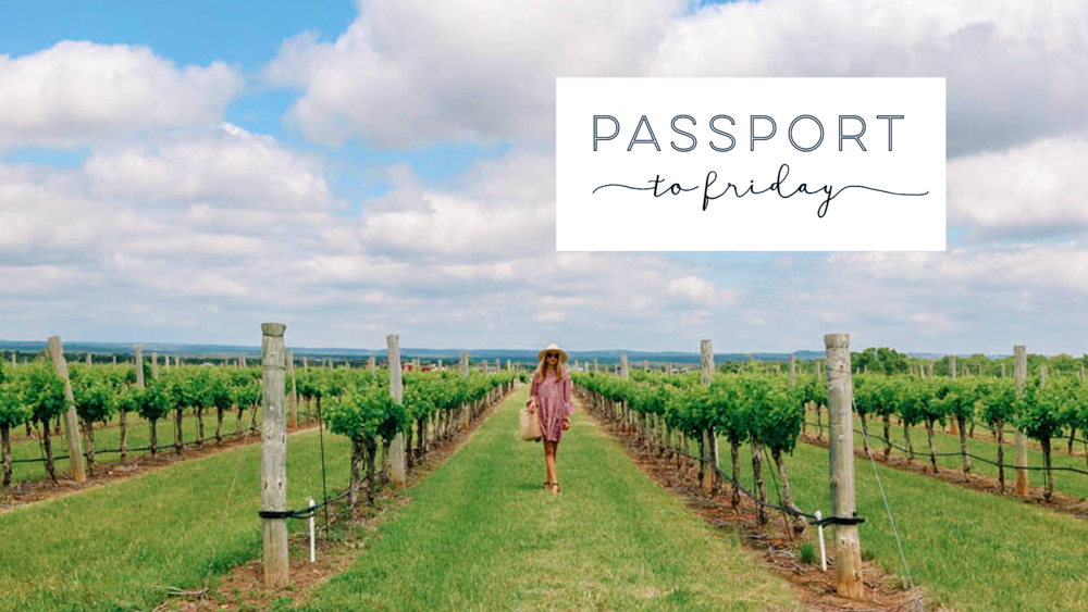 WEEKEND GETAWAY TO TEXAS WINE COUNTRY - Travel bloggist Chelsea Martin's