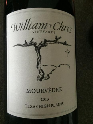 At least 80% of the grapes in this wine were grown in the Texas High Plains.