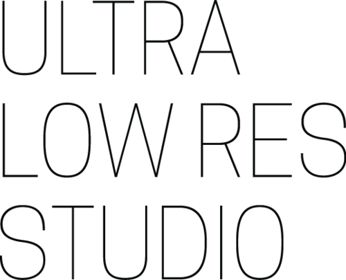 Ultra Low Res Studio