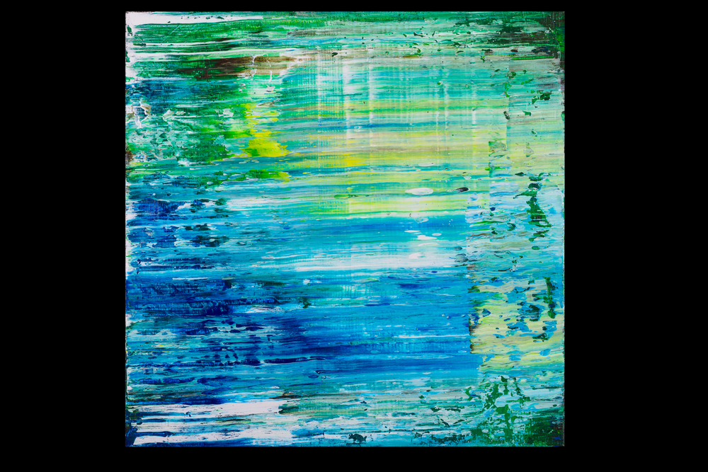 """Reflections - 24"""" x 24"""" - $450"""