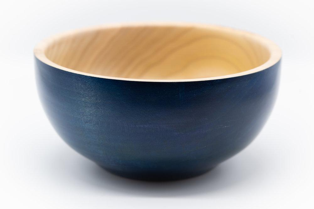 Blue 'Midnight' Bowl