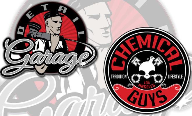 CHEMICAL GUYS - DETAIL GARAGE